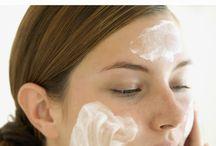Facial  cream or mask