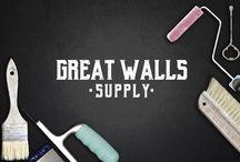 Texture walls