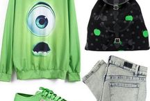 Outfits - Disney