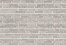 Textures of facing bricks / Ready to use textures of Wienerberger facing bricks