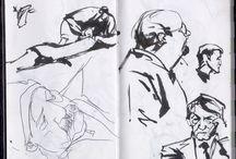 Sketchbook | People
