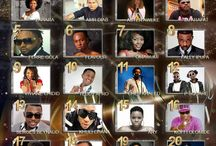 TOP 20 KORA WEEK 11 - 2014
