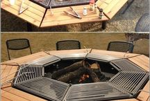 Outdoor Grill / Backofen