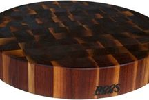 John Boos: A Trusted Tradition / When fine cutting boards and butcher block tables are mentioned, John Boos comes to mind. John Boos has been passionately crafting cutting boards and Boos Blocks since 1887. John Boos experience shows in the quality of their world renowned products. John Boos is proud to make all of their products in the USA with North American hard woods. http://www.katom.com/vendor/john-boos.html / by KaTom Restaurant Supply
