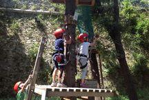 Centri estivi Dafne / Centri Estivi organizzati dalla Coop. Dafne nelle Aree Protette della Liguria