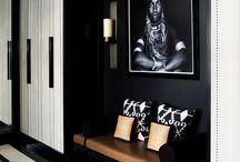 Angola City Apartment Hallway