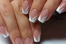 Bridal Nails Wedding