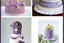 Wedding sweet cake