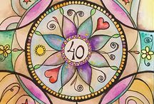MANDALAS by Luciana Torre