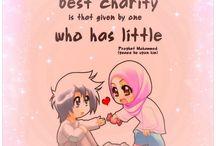 Hadiths of Prophet Muhammad (pbuh) / Hadiths