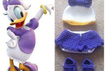 Crochet for kids - costume