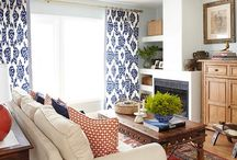 Living Room's I Adore / by McCall Hearn