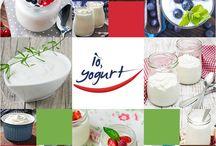 IO, YOGURT / Tutto un mondo dedicato allo yogurt!