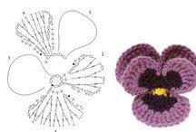 I like, crochet - DIY