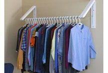 percheros colgar ropa