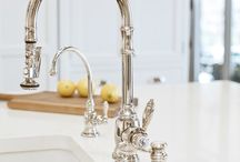 Faucets sink