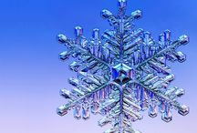 I Love Snowflakes
