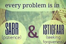 SABR - The solution of every problems in life and Trust to Allah will help