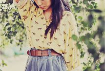clothes i love :P / by Holliday Alcock