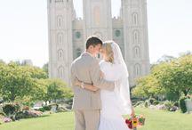 Salt Lake Temple Weddings