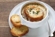 Sopa de cebolla en Thermomix (receta rápida)