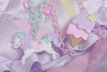 Jewelry ジェうぇlry / Kawaii jewelry to da maxx! / by ♡Magical Girls♡