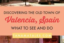 Spain: Everywhere I want to go!