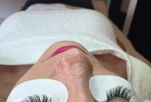 Our lash work / Our work of eyelash extensions