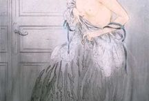 LOUIS ICART... / MY LOVE / by Penny Thompson