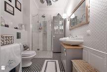 łazienka / styl francuski