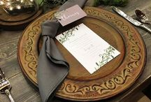 Napkin Folds by I Do Events / Elevate your tabletop design with a unique napkin fold.  https://www.ido-events.com/napkins/