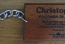 Gantungan Kunci Nama Scripture