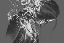 Wolf Woman by HMC