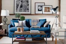 denim loungeroom