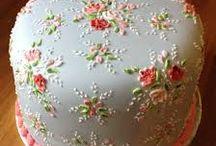 Tasarım pastalar