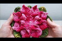 flores  de crochê  2
