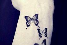Tatouages / Tatouages femmes, des idées pour vous, les plus beau tatouages féminin.