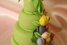 Cake decor ideas
