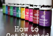 Essential oils / Essential oils: young Living
