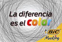 La diferencia es el color / No hay días grises ni momentos negros. La diferencia es el color :)