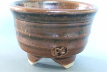 I own / Have owned / The actual pottery, porcelain, glass or wood I now own, or I did own at one time.