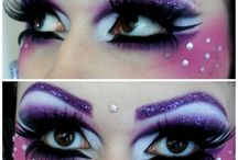 Purple make up inspo