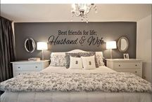 Bedroom ideas / Home decor