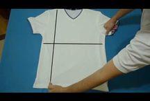 tişört katlama
