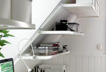 • ARBEITSZIMMER & BÜRO • / Inspirationen und Ideen für Tageslichtstudios bzw. Räumlichkeiten für Indoorshootings, Arbeitszimmer und Büro in der eigenen Wohnung.