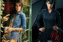 Musa dos Hqs UR / Belas e talentosas atrizes que dão vida as personagens dos quadrinhos que tanto amamos!