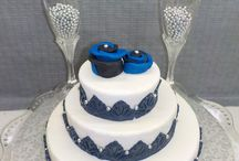 Gâteau en pâte à sucre / Pacs