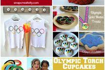 OLYMPICS INSPIRED SOCHI SNACKS