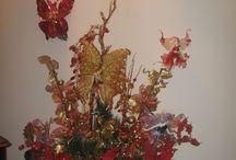 NAvidad -Mis manualidades / Todo para hacerlo tu mismo y tener un calido hogar navideño
