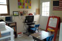 Homeschool & Craft Room
